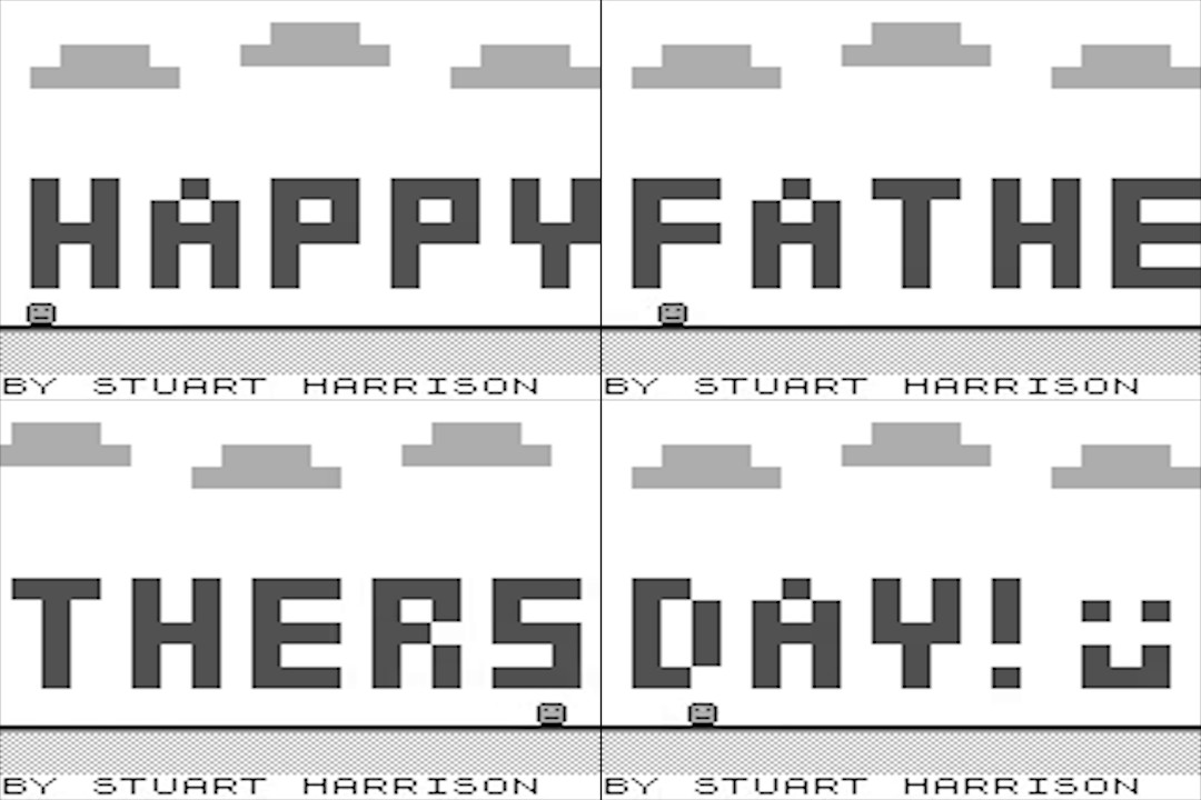 Happy Fathers Day Project Image